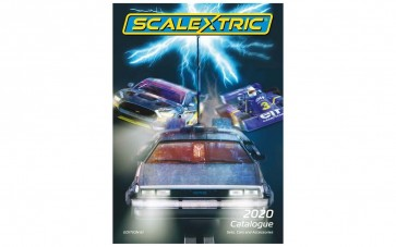 Scalextric 2020 Catalogue Ed. #61 - C8185
