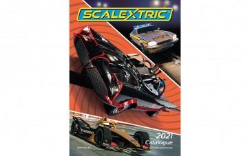 Scalextric 2021 Catalogue C8186