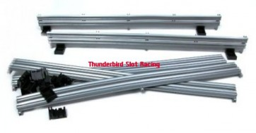 Scalextric Barriers