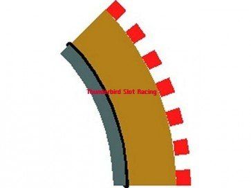 Scalextric Borders & Barriers R2
