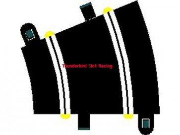 Scalextric Sport Track Curve R2