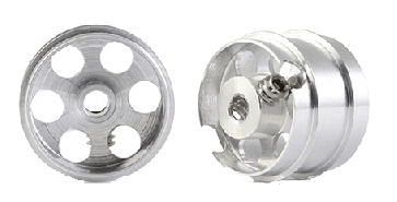 Thunderslot rear wheels - RMR001AL