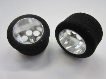 NSR Rear Wheels / Tyres - Foam Rubber