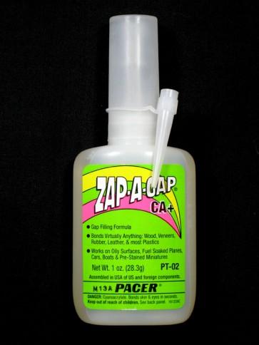 ZAP-A-GAP CA+ super glue