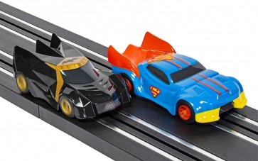 Scalextric Micro Scalextric Justice League Set - G1143