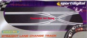 Scalextric Digital Lane Change Straight
