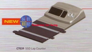 Scalextric Digital Lap Counter