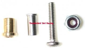 Professor Motor Pivot bushing/lock nut