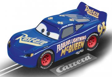 Carrera 1/32 'Fabulous Lightning McQueen' (free shipping NA)