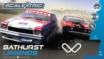 Scalextric Bathurst Legends Set C1365