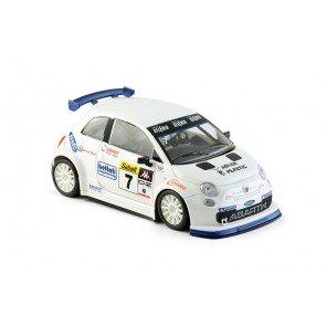 NSR Fiat 500 Abarth Assetto Corse - Trofeo Abarth Selenia #7- 0040SW