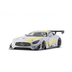NSR Mercedes AMG GT3 Test car grey #1