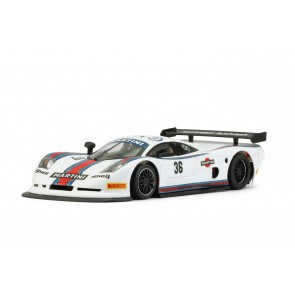 NSR Mosler MT900R 'Martini White #36 - 0150SW
