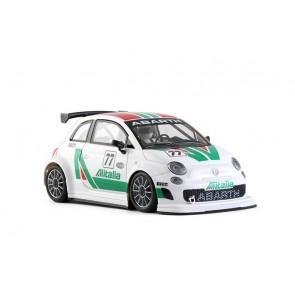 NSR Fiat Abarth 500 Assetto Corse #0102