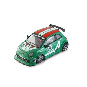 NSR Fiat Abarth 500 Assetto Corse #0101
