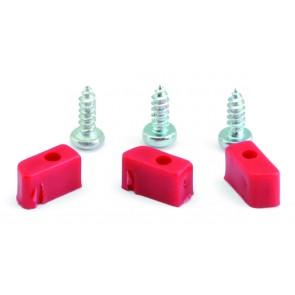 NSR cups & screws for 'Triangular' motor mount - 1231