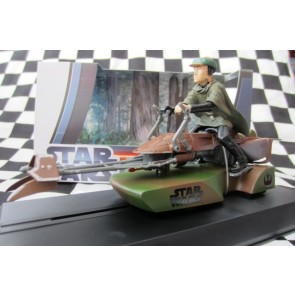 Scalextric 74-Z Speeder Bike-Luke Skywalker