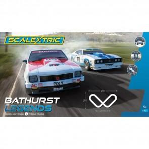 Scalextric 'Bathurst Legends' set. C1418 (Free shipping NA)