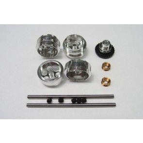 NSR Axle kit - Front/Rear - Inline