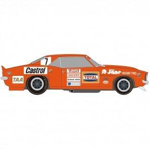 Scalextric Chevy Camaro ZL-1 Bob Jane 1972 Ltd Ed - C4172
