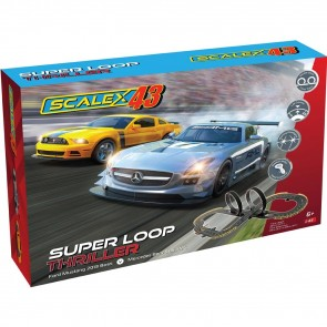 SCALEXTRIC 1/43 SUPER LOOP THRILLER - F1001