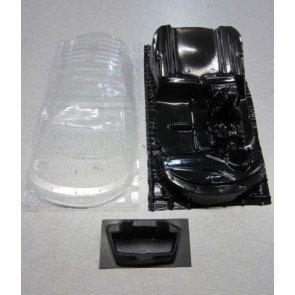 Scale Auto Porsche Interior - lightweight