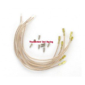 Ninco Motor wires x 8