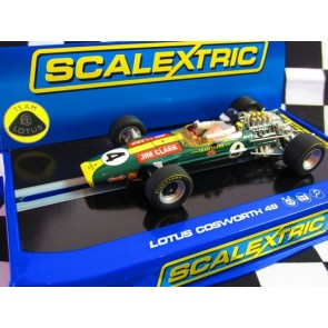 Scalextric Lotus Cosworth 49