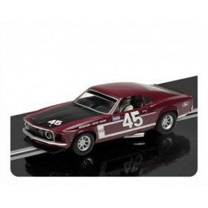 Scalextric Ford Mustang 1969 Boss 302 - C3424