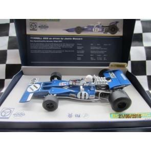 Scalextric Tyrrell F1 - Jackie Stewart - C3655a