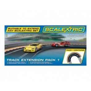 Scalextric Track Extension #1