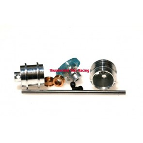 NSR Axle kit - Rear - F1