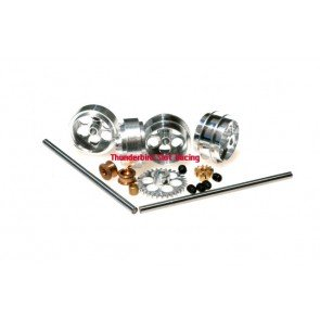 NSR Axle kit - Front/Rear - Ninco