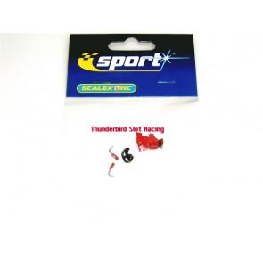 Scalextric Acc. pack - Ferrari F1