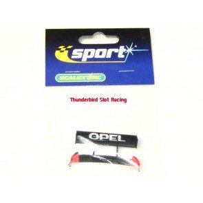 Scalextric Rear wing - Opel V8