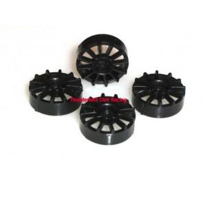 NSR 12 spoke insert - Black