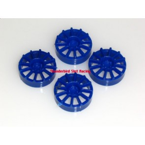 NSR 12 spoke insert - Blue