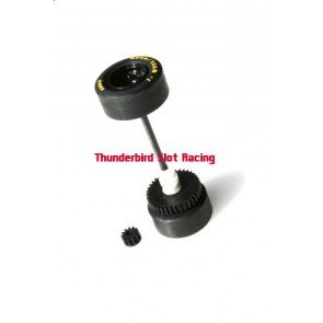 Scalextric Rear axle assembly - NASCAR