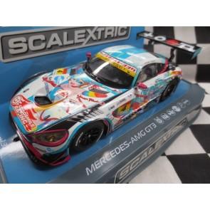 Scalextric Mercedes AMG GT3 - C3853