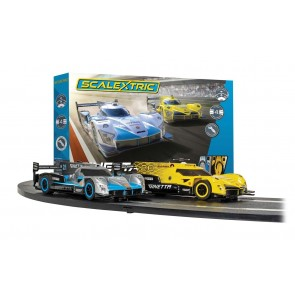 Scalextric Ginetta Racers Set - C1412