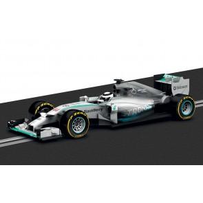 Scalextric Mercedes F1 W05 Hybrid Lewis Hamilton