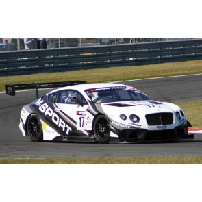 Scalextric Bently Continental GT3 C3595