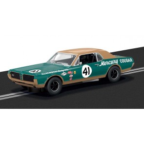 Scalextric C3614 mercury cougar