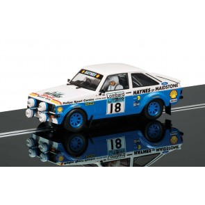 Scalextric Ford Escort MkII.
