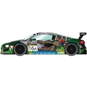 Scalextric AUDI R8 GT3 Crocodile Phoenix 12hr Bathurst C3717