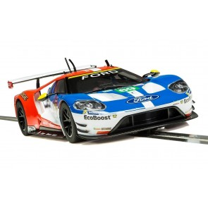 Scalextric Ford GT GTE Le Mans 2017 No.69 - New for 2018