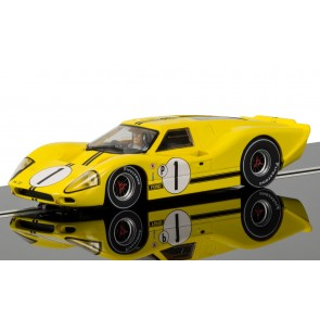 Scalextric FORD MKIV 1967 SEBRING 12 HOURS WINNER - C3859