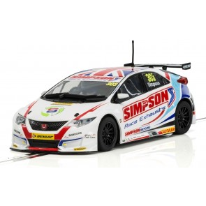 Scalextric Honda Civic - C3915