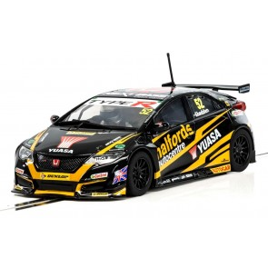 Honda Civic Type R NGTC - BTCC 2017 Gordon Shedden