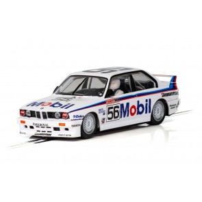 Scalextric BMW E30 M3 1988 Peter Brock Bathurst #56 C3929